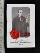 CPA  Chromo Image Pieuse, Religieuse   A.Chevrier Avec Relique Scellée - Images Religieuses