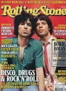 Magazine Rolling Stone N°38 Décembre 2011 Queen - Varia