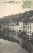 -ref  V807- Luxembourg - Luxemburg -l Alzette Au Pfaffenthal -/petit Pli Coin Haut Gauche  - - Unclassified