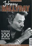 Magazine Rock'N'Roll Attitudes Johnny Hallyday - Objets Dérivés