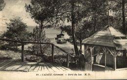 CAZAUX BORD DU LAC - Frankreich