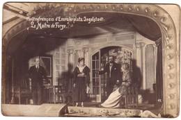 Théâtre Français D'Exerzierplatz INGOLSTADT - Le Maître De Forge - Ingolstadt