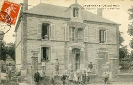 JAVERNANT - L'Ecole Mixte - France