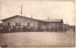 INGOLSTADT - Camp De Prisonniers  D'Exerzierplatz - Les Bureaux - Ingolstadt