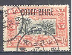 Congo Belge: Yvert N° 47° - Congo Belge