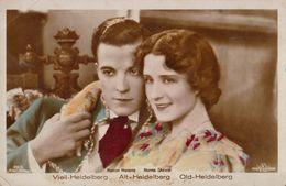 CINÉMA - ACTEURS : NORMAA SHEARER / RAMON NOVARRO - CARTE VRAIE PHOTO / REAL PHOTO POSTCARD ~ 1920 - '30 - ROSS (w-939) - Acteurs