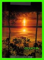 LAPLAND, FINLANDE - AURINGONLASKU LAPISSA - THE MIDNIGHT SUN IN LAPLAND - - Finlande