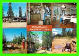 LAPPI, FINLANDE - TANKAVAARAN KULTAHUUHTOMO - 6 MULTIVUES - IM & EX - - Finlande