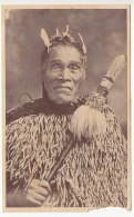 """'MOHI"""" (Moses), Native Chief., Ethnics, New Zealand Picture Postcard, As Scan - Océanie"""