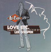 Publicité LEE COOPER - CD Collector Serge GAINSBOURG - Compilation 2004 - Voir 2 Scans - Collector's Editions