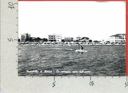 CARTOLINA VG ITALIA - MAREBELLO DI RIMINI - La Spiaggia Vista Dal Mare - 10 X 15 - ANN. 1961 - Rimini