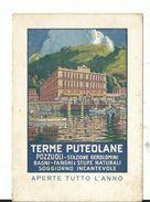 Pozzuoli - Terme Puteolane - NV Anni 40 - Pozzuoli