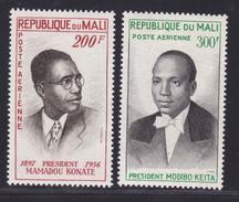 MALI AERIENS N°    9 & 10 ** MNH Neufs Sans Charnière, TB  (D2036) - Mali (1959-...)