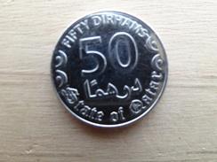 Qatar  50  Dirhams  2016  Km 15 - Qatar