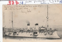 Bateau De Guerre  - Croiseur ( Le Galilee ) - Guerra