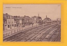 BELGIQUE - NAMUR - GEMBLOUX - CHEMINS DE FER - GARE - Intérieur De La Gare - Gembloux