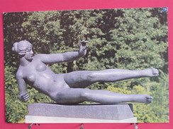 Pays-Bas - Otterlo - Rijksmuseum Kröller Müller - Aristide Maillol - De Lucht - Scan Recto-verso - Paesi Bassi