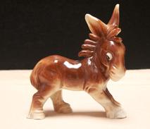 Porcelaine_23_Ane – Cheval - Céramiques