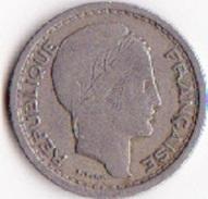Algérie Pièce De 20 Francs Turin 1949 - Algérie