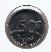 50 Frank 1987 Frans * Prachtig * Nr 9734 - 1951-1993: Baudouin I