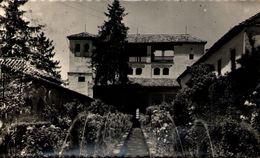 GRANADA - Generalife - Patio De La Acequia - Granada