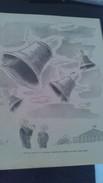 Affiche (dessin) -  Qu'est Ce Qu'il A Comme Retours De Cloches....................... - Afiches