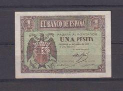EDIFIL 428b.  1 PTA 30 DE ABRIL DE 1938.  SERIE N - [ 3] 1936-1975 : Régence De Franco