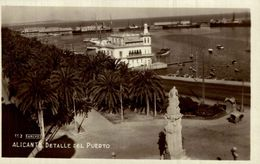 ALICANTE, PUERTO FOTOGRAFICA - Alicante