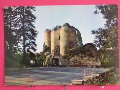Visuel Pas Très Courant - Belgique - Theux - Chateau De Franchimont - Scans Recto-verso - Theux
