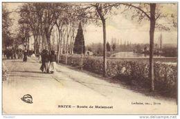 19 - Brive - Route De Malemort - Brive La Gaillarde