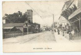 06 Cannes La Bocca Postes 1917 - Cannes