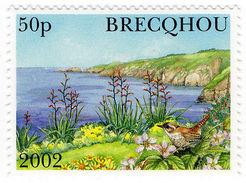 (I.B-JA) Guernsey Cinderella : Brecqhou Island 50p - Zonder Classificatie