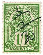 (I.B) George V Revenue : Health & Pensions Insurance 1/1d - 1902-1951 (Kings)