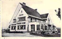 BELGIQUE Belgium  ( Brabant Flamand ) KOBBEGEM : Restaurant LE CHALET ROSE -  CPSM PF Belgien België Belgio Bélgica - Asse