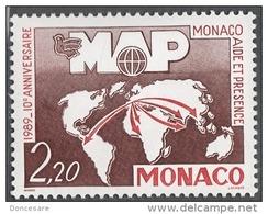 MONACO 1990 - N° 1704 - NEUF** - Monaco