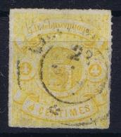 Luxembourg : Mi 14  Used  1865 - 1859-1880 Wappen & Heraldik