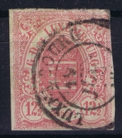 Luxembourg : Mi 7  Used  1859 - 1859-1880 Wappen & Heraldik