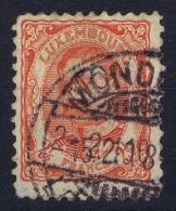 Luxembourg : Mi 82 Obl./Gestempelt/used   1906 - 1906 Wilhelm IV.