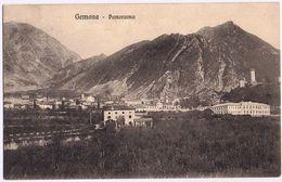 Gemona ( Udine ) - Viaggiata Prima Guerra Mondiale - Annullo Comando Di Tappa Armata Italiana- Senza Data - Udine