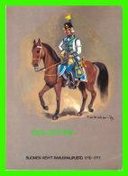 MILITARIA - FINLANDE - Suomen Kevyt Rakuunalipusto, 1770-1777 - Suomen Kevyt Rakuunalipusto - Régiments
