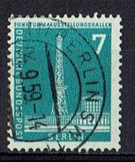 Berlin 1956 // Mi. 142 O - Gebraucht