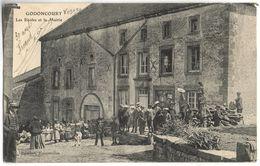 GODONCOURT  - Les Ecoles Et La Mairie - Autres Communes