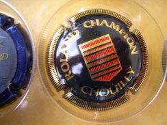 * Capsule De Champagne  CHAMPION Roland N° 1  * - Unclassified