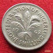Nigeria 1 Shilling 1962 KM# 5 - Nigeria
