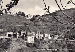 Entroterra Di Genova_SOTTOCOLLE (SCOFFERA)- M.620-Panorama-Viaggiata  -Originale 100% - Genova