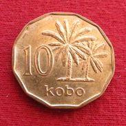 Nigeria 10 Kobo 1991 KM# 12 - Nigeria