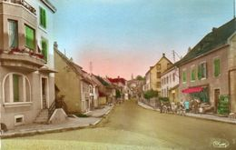 CPSM - BEAUCOURT (90) - Aspect De La Rue Pierre-Beucler Dans Les Années 50 - Beaucourt