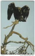 FINLAND -White Tailed Eagle, Turun Puhelin Telecard, CN : 6020, Tirage 8900, Exp.date 12/98, Used - Aquile & Rapaci Diurni