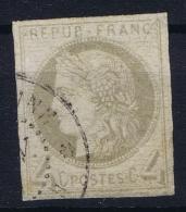 France Col Gen.: Yv Nr 16 Obl./Gestempelt/used - Cérès