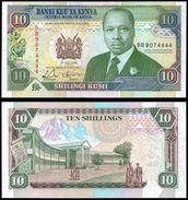 Kenya 10 SHILLINGS 1993 P 24e UNC (Kenia,Quénia) - Kenia